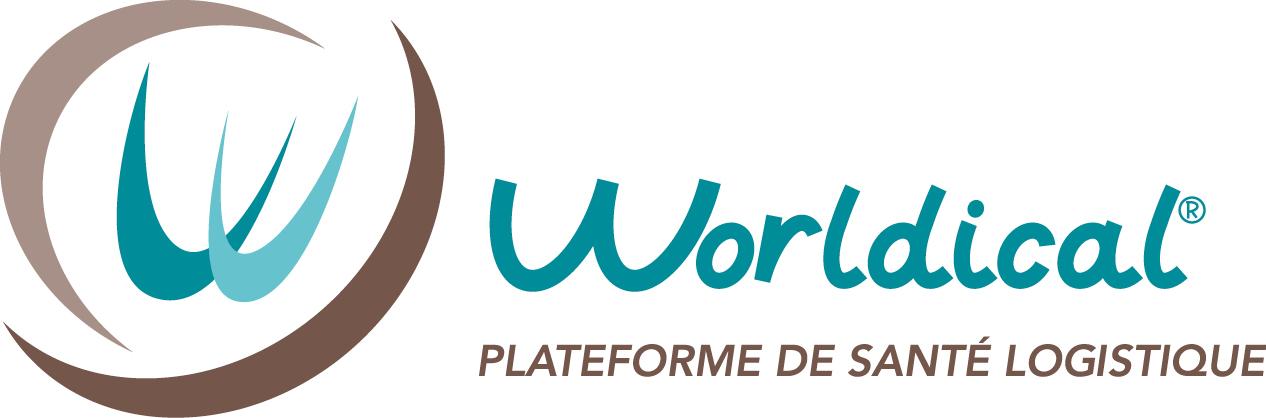 logo worldical centrale de référencement en dispositifs médicaux